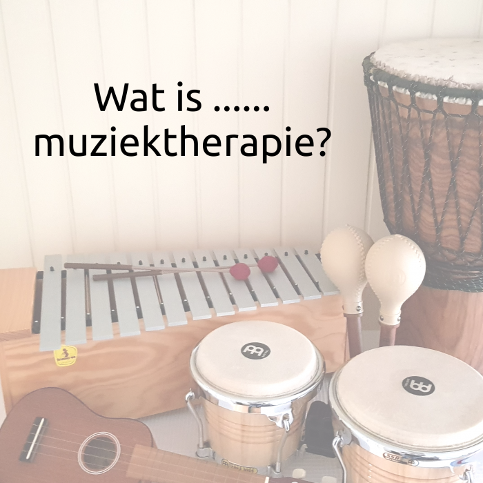 Wat is muziektherapie?